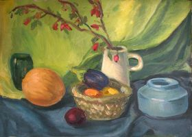 Still life 4 by marchetooo
