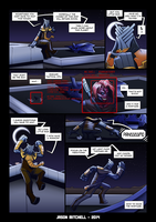 Outsiders: the First - Page 10 by VexusVersion
