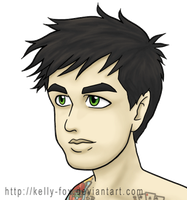 Blinky Billie Joe by kelly42fox