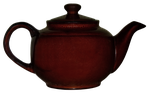 Tea Pot Stock - PNG by Walking-Tall