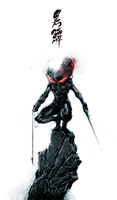 Black Manta by naratani