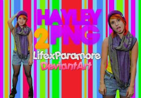 Hayley's_PNG by LifexParamore