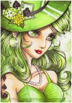- The Green Trickster - by DazedPink