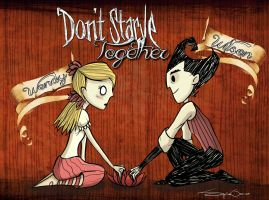 We Won't Starve Together by SpinaOscura