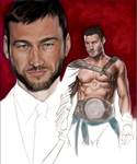 Spartacus Work in Progress by TheArtofAir