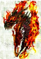 Soul On Fire by kyougyo