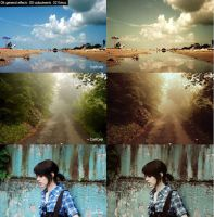 Free Old Tones Actions Photoshop Action by Designslots