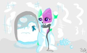 Snowball Fight by TeenBeat