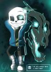 Undertale Sans by Darkness1999th