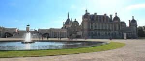 Chateau de Chantilly by glaerkasterin