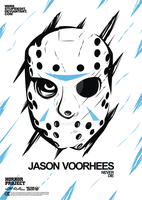 jason_voorhees by uphique