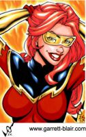 Firestar SC by gb2k by Mythical-Mommy