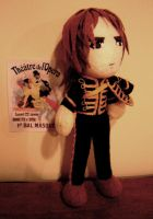 Raoul de Chagny Plush by Eightohsixtythird