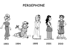 Evolution: Persephone