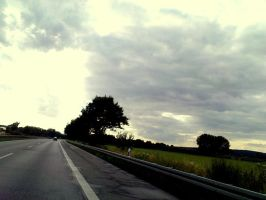 Road to Germany by Fritz-Monkey
