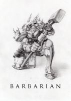 Barbarian by ArchLimit
