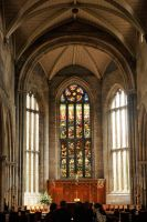 St Michaels, Linlithgow interior 1 by wildplaces
