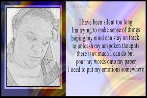 UnSpoken Thoughts by Me2Smart4U
