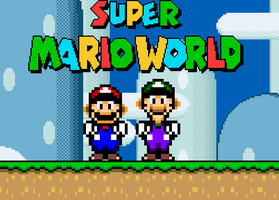 Super Mario World by ArmaggedonBoy