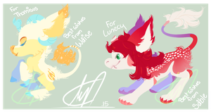 [GR]Majestic Fluffy Creatures by Madam-Chair