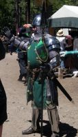 The Green Knight at Valhalla 2010 by SurfTiki