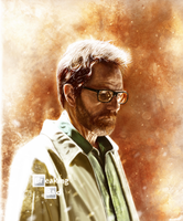 Breaking Bad - Walter White by p1xer