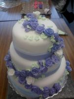 Wedding Cake by garfey