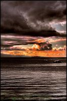 sea and clouds hdr3 by firatoz