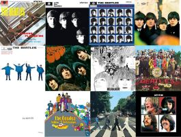 The Beatles Discography by Ry-Guy176