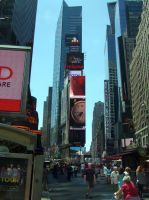 NYC S 7th Avenue and W 44th Street (Times Square) by PaulRokicki
