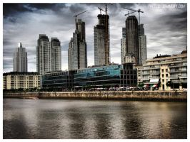 My City in HDR by pincel3d