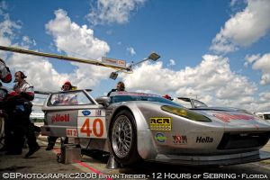 Sebring 12 hour 6 by BPhotographic