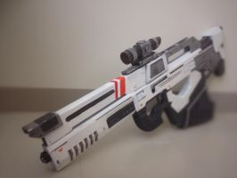 Scout Rifle paint 2 by thirtythr33degrees