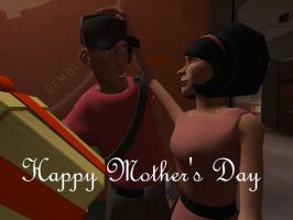 Happy Mother's Day 2011 by AdamArt675