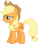 Applejack 1 by xPesifeindx
