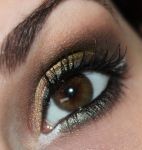 Coastal Scents Metallic Olive by Talasia85