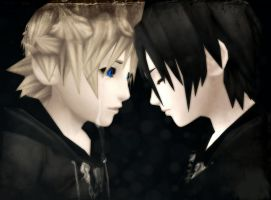 I want Xion back! I want my life back! by SammyJustNobody