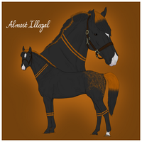 Almost Illegal - inactive by Rosenhill