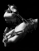 Chained to You by photographiclust