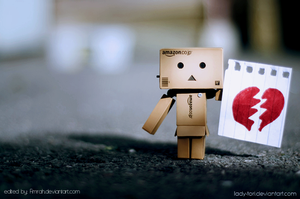 Danbo Competition Entry by Fimrah