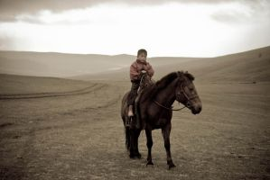 Mongolian people 16 by MichalDz
