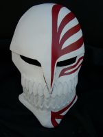 Ichigo's Hollow Mask Redeux by roxxide