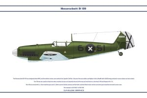 Bf 109 D-1 J88 3 by WS-Clave