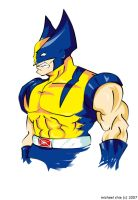 wolverine_complete by mikecka