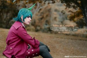 Amaimon by Calendario-Cosplay