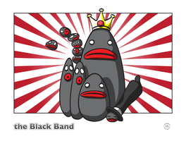 the Black Band by MdMbunny