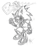 BAM, Look at that Metal Sonic by ShockRabbit