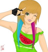 Melon Production Reporter: Lulu by WhyCantIFindIt