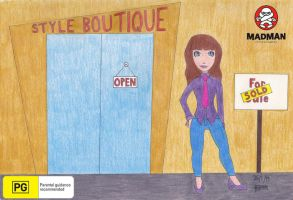 Style Boutique - The Anime by dancefever92