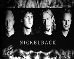 My first Wallpaper-Nickelback by counterspray